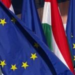 magyar és uniós zászló 3